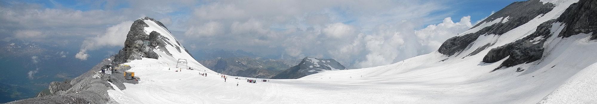 Passo Stelvio, Luglio 2014 - ©Pirovano Passo Stelvio