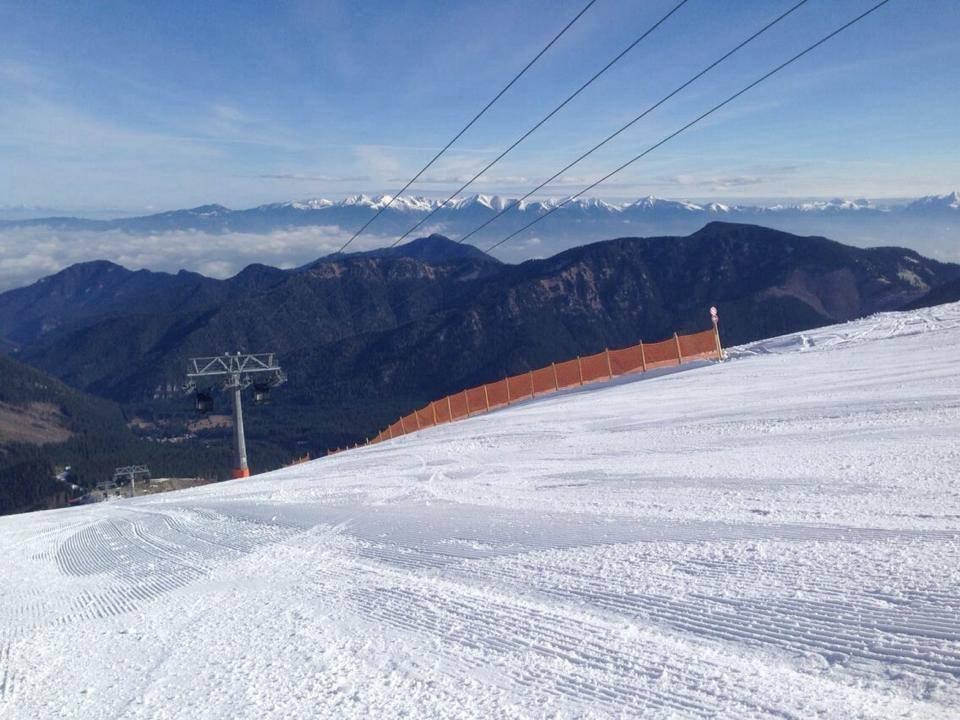Jasná Low Tatras 12.4.2014