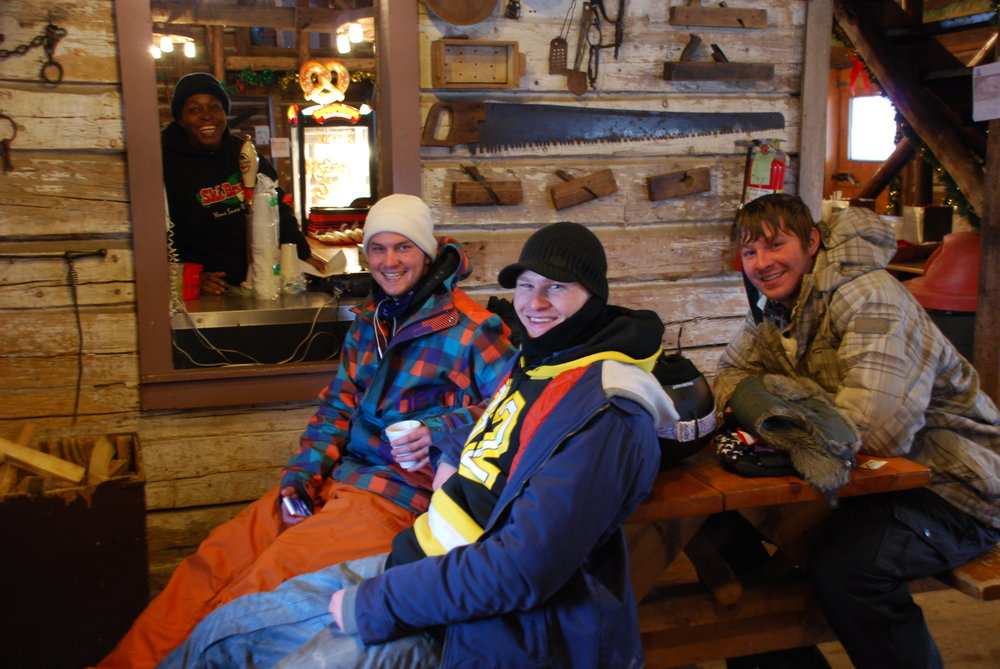 Ski Brule guests can't say enough about the ski resort's staff and level of service.