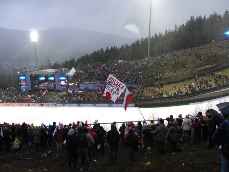 Ski Flying World Championships 2014 Harrachov: Competition was canceled due to very strong wind.