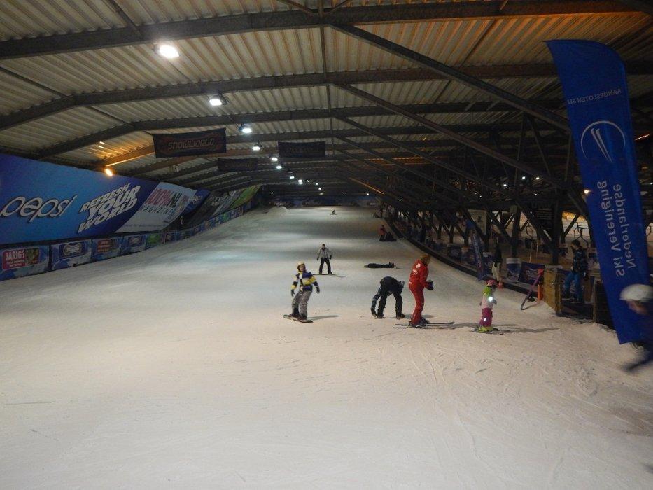SnowWorld Zoetermeer - ©H.Bokslag