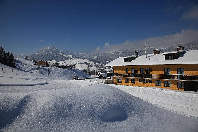 Das kleine Berghotel