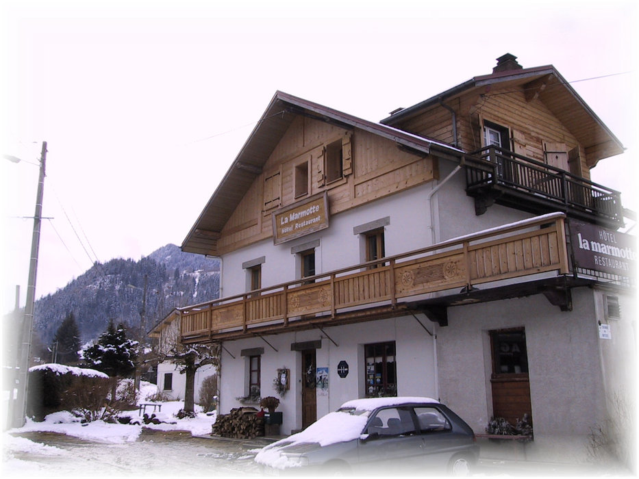 Chalet Hôtel La Marmotte