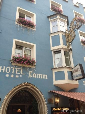 Hotel Lamm Vipiteno Tripadvisor