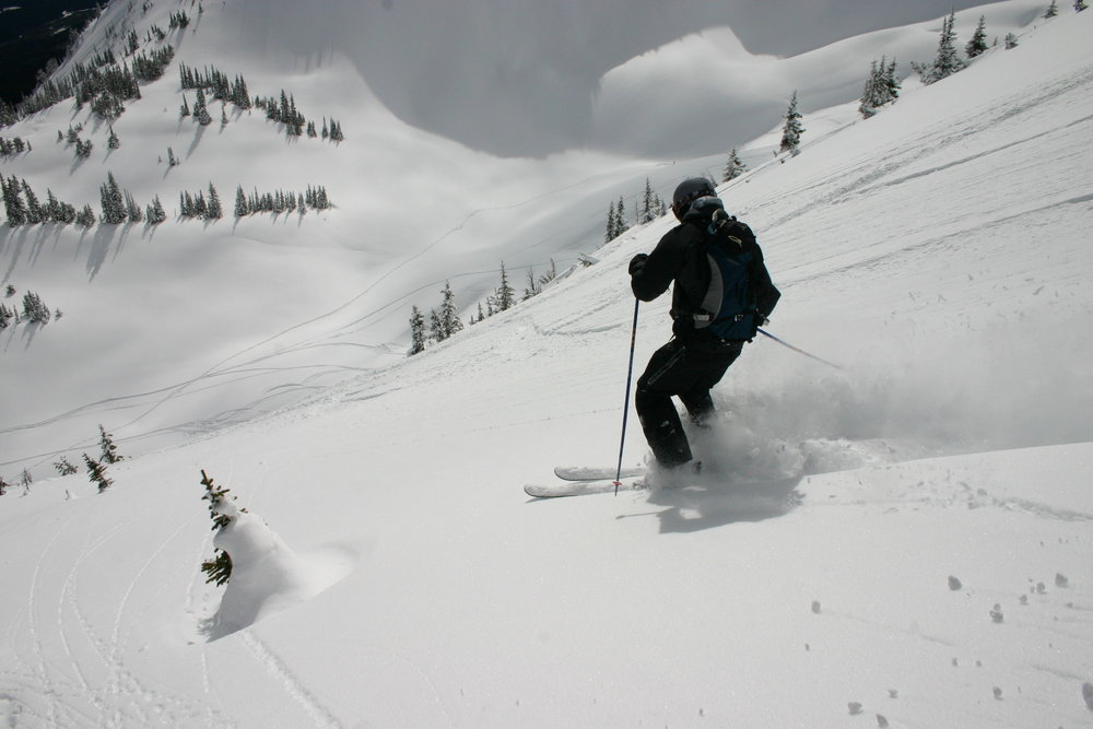 Kicking Horse - ©e-bird @ Skiinfo Lounge