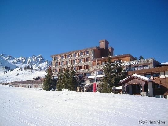 Courcheneige hotel