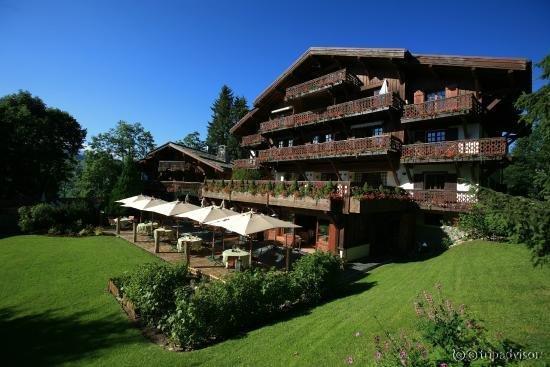 Hotel Le Chalet du Mont d'Arbois
