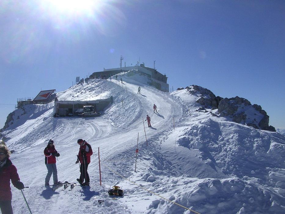 Dachstein-Gletscher - ©marcodr @ Skiinfo Lounge