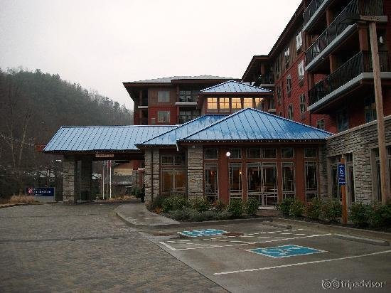 Hilton Garden Inn Gatlinburg Downtown Ober Gatlinburg Ski Resort