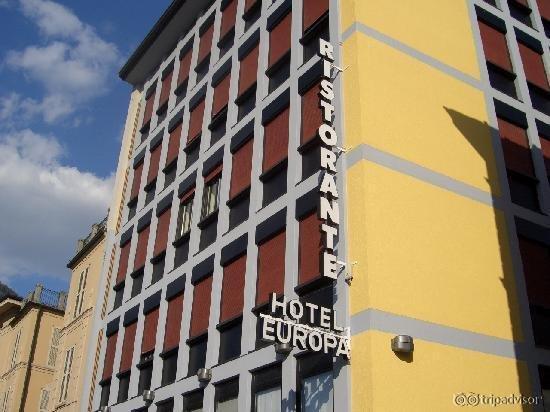 Hotel Europa di Sondrio