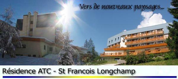R sidence de vacances a t c routes du monde saint for Bus saint avre la chambre saint francois longchamp