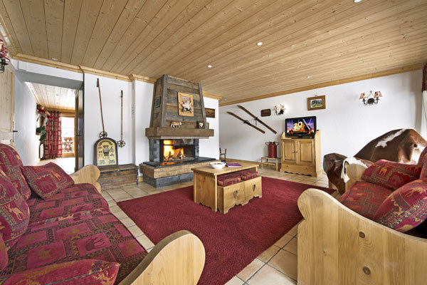 Grand Chalet Mouflon, Les Gets - ©Grand Chalet Mouflon