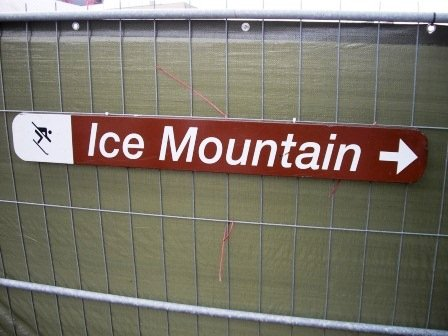 Ice Mountain - ©Snowfun @ Skiinfo Lounge