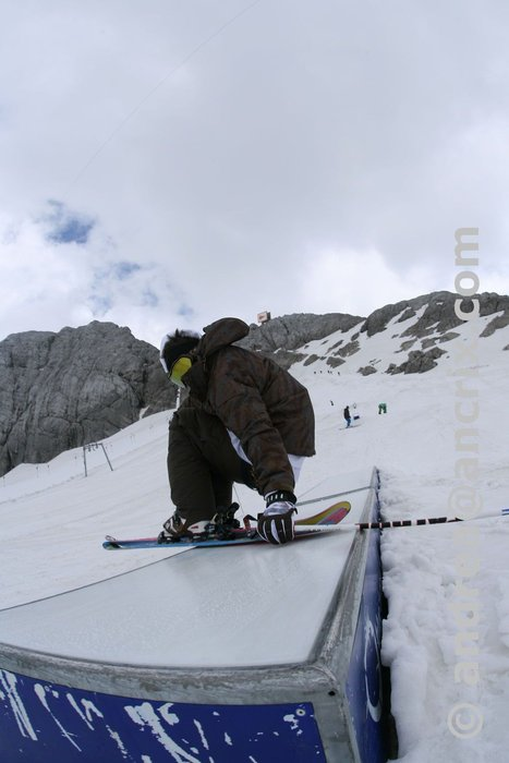 Dachstein-Gletscher - ©Ancrix.com | BeneV @ Skiinfo Lounge