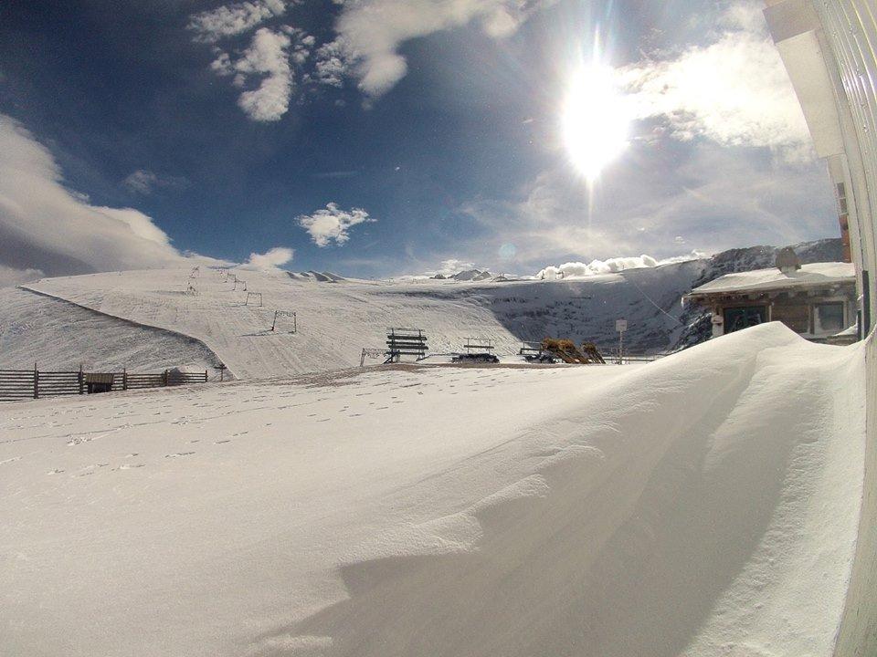 Les 2 Alpes Oct. 15, 2014 - ©Les 2 Alpes