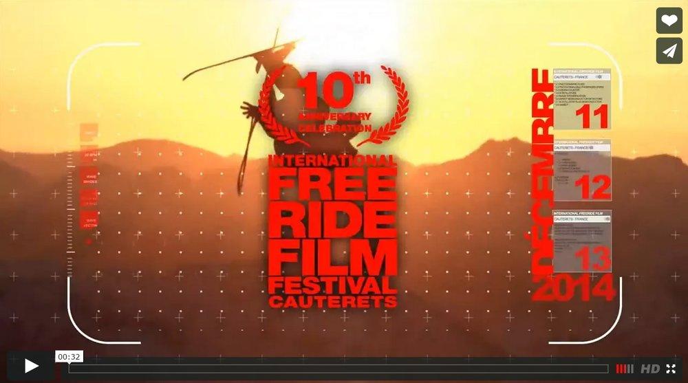 Festival Film Freeride - ©Cauterets