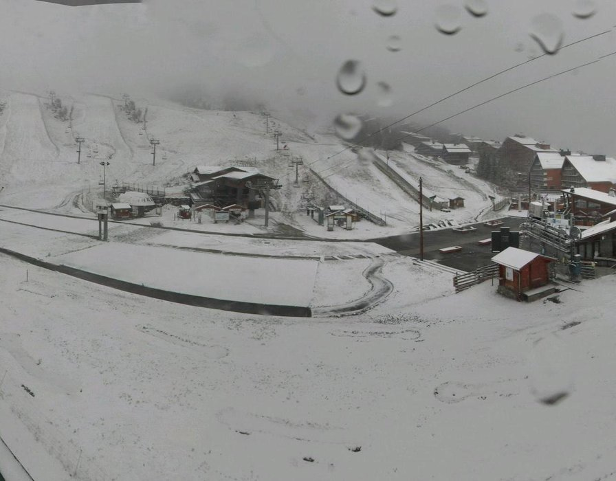 Meribel Mottaret Oct. 22, 2014