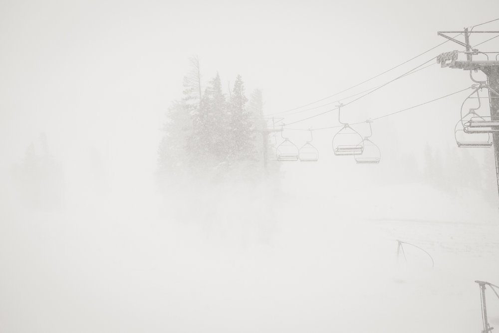 Mammoth Mountain's opening day is slated for November 13, 2014, and things are already looking good.  - ©Peter Morning/MMSA