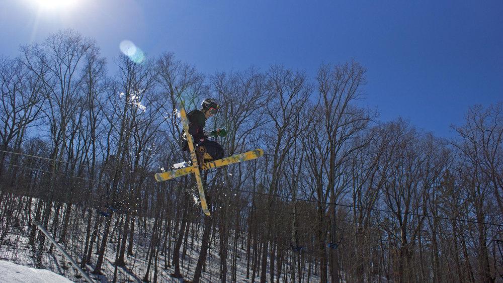 Shawnee Mountain Bushkill Park - ©Shawnee Mountain Ski Area