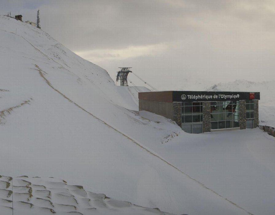Val d'Isere Nov. 17, 2014