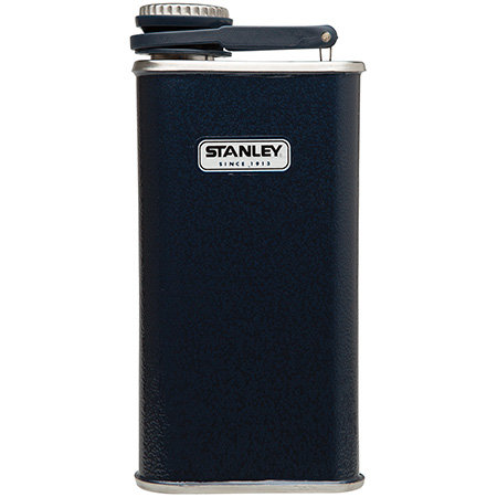 Stanley 8 oz. Classic Flask: $28 Stanley has evolved its products to carry from construction sites to campgrounds and ski resorts. After the last run, grab this flask and hang out fireside to warm up from a cold day on the slopes.