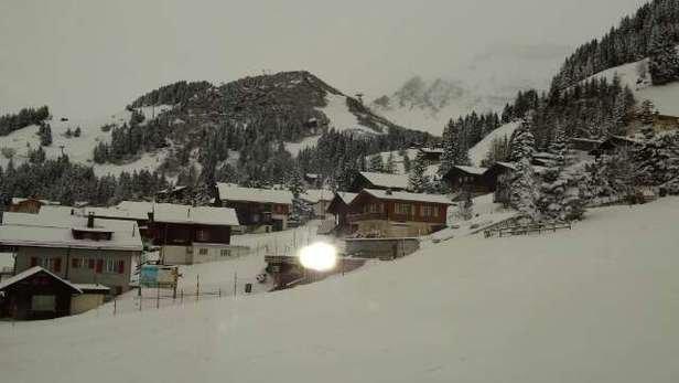 weiss jedoch noch zu wenig schnee für geöffnete pisten