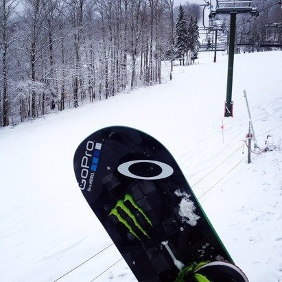 Great day riding pow! 10+ inches