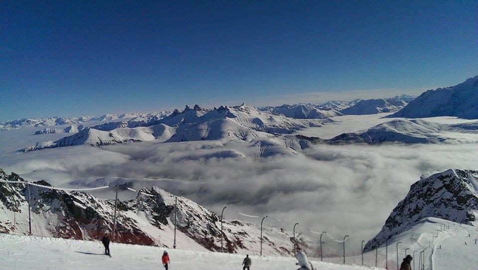 Alpe d'Huez Dec. 13, 2014 - ©Alpe d'Huez