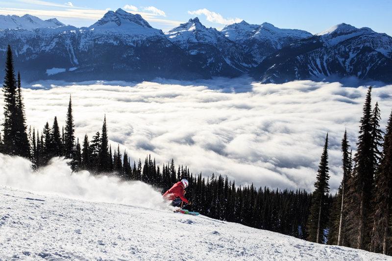 3 trends on the horizon for skis next season. - ©Liam Doran