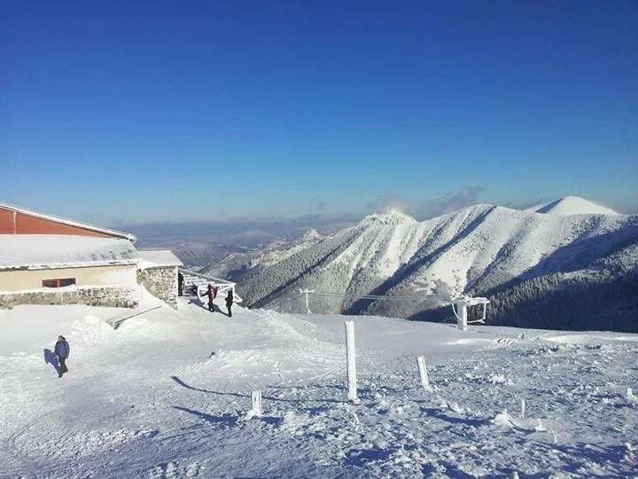 Sunny Epiphany day in Vratna Valley - ©.facebook.com/pages/Vrátna-dolinaVrátna-valley