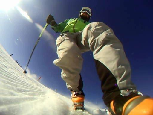 Galdhopiggen Glacier ski - ©Arild Asperheim | appiz @ Skiinfo Lounge