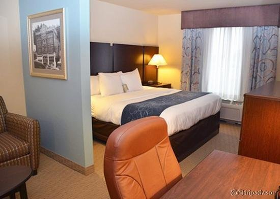Comfort Suites Hot Springs