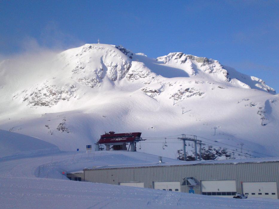 whistler peak - ©rossiman @ Skiinfo Lounge