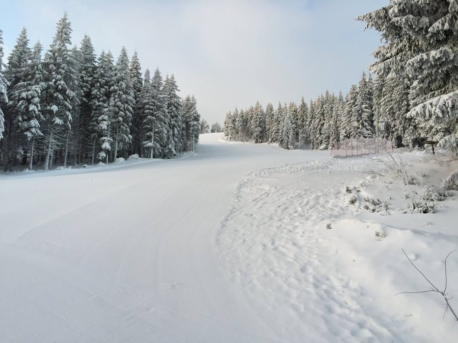 Ski Resort Klínovec in Ore Mountains - ©facebook.com/klinovec