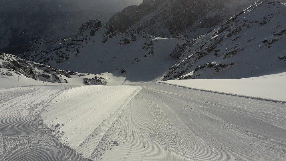 Zugspitze - ©Facebook Zugspitze