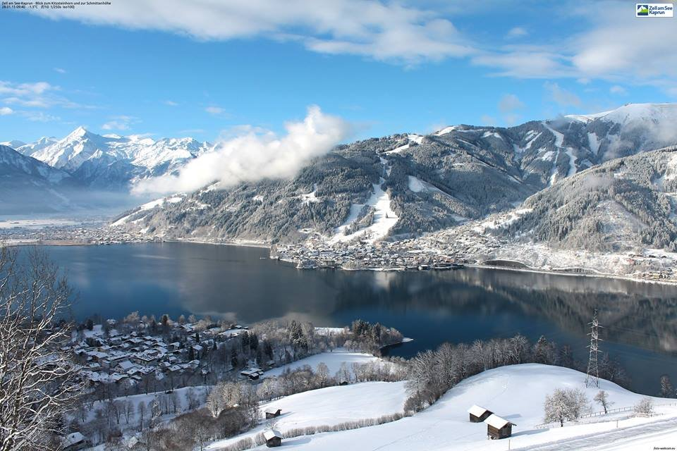 Zell am See Jan. 28, 2015 - ©Zell am See-Kaprun