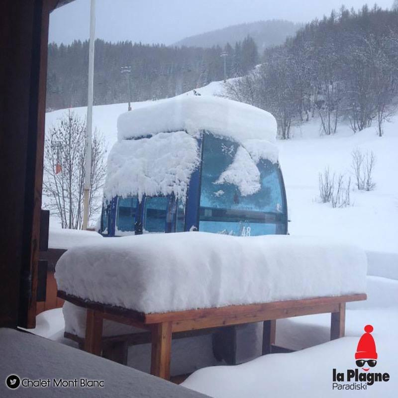 La Plagne Jan. 30, 2015 - ©La Plagne