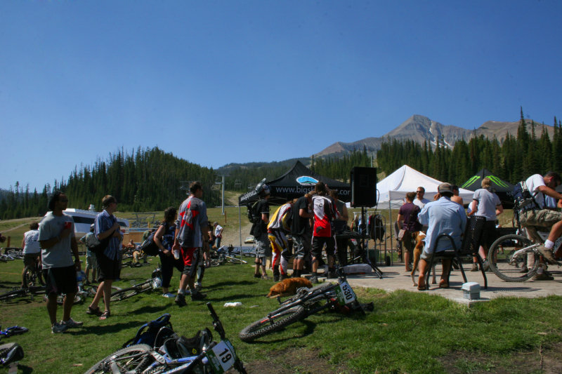 Mountain Bike Festival at Big Sky