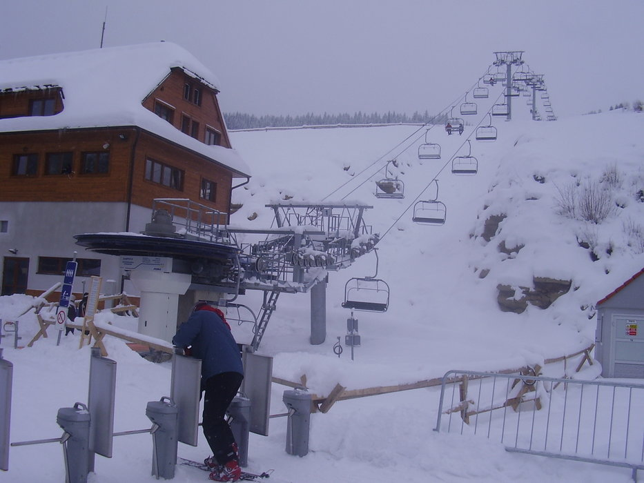 Ski Vitanová - Vrchdolinky - ©joci | joci @ Skiinfo Lounge