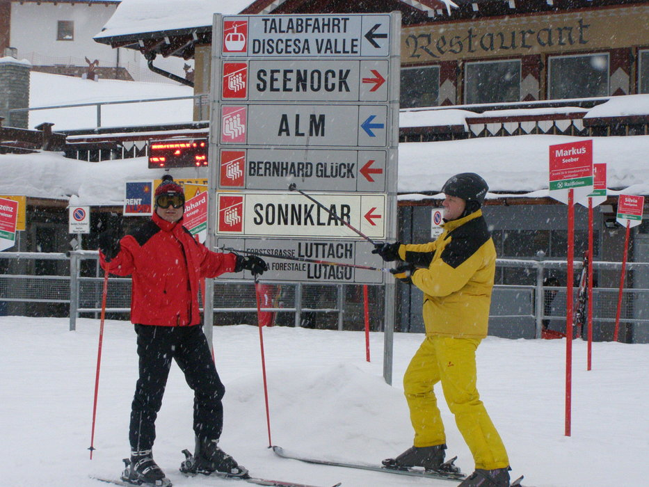 Fun. Speikboden / Berg. Speikboden - ©Pali | joci @ Skiinfo Lounge