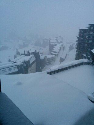 Avoriaz - fresh snow, enjoy your day.