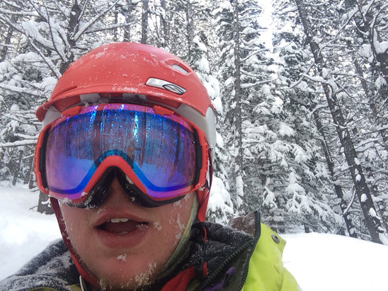 Beaver Creek - Got pitted at Bc today