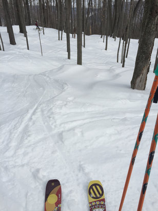 Swain - Firsthand Ski Report - ©Eddie Fire