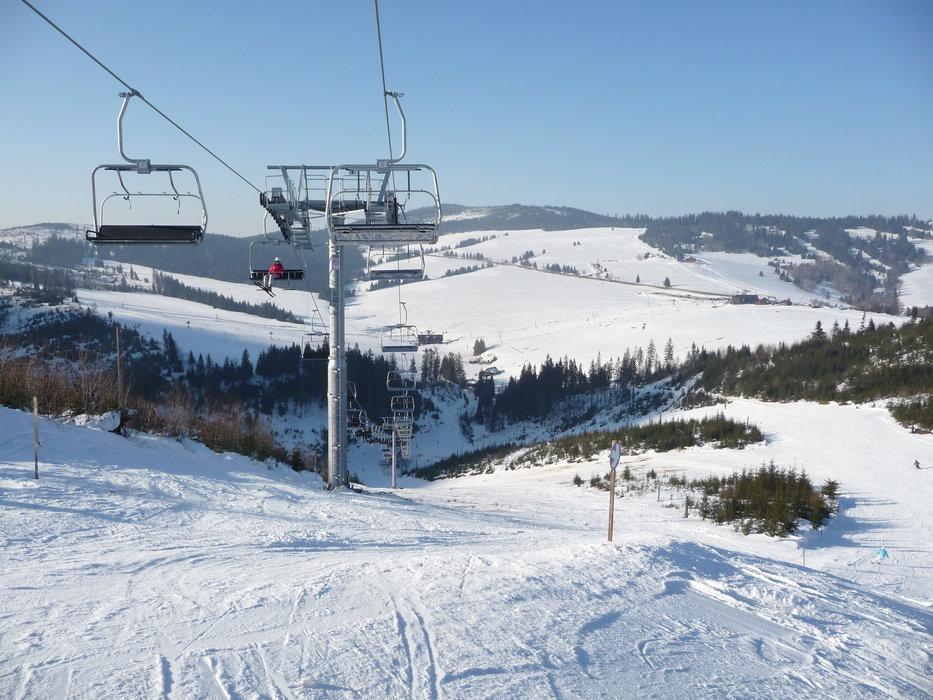 Ski resort Ždiar - Strednica, High Tatras - ©Matej Petőcz