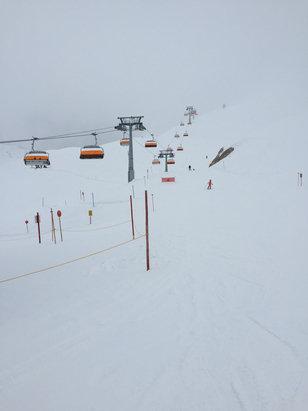 Zugspitze - First Hand Ski Report