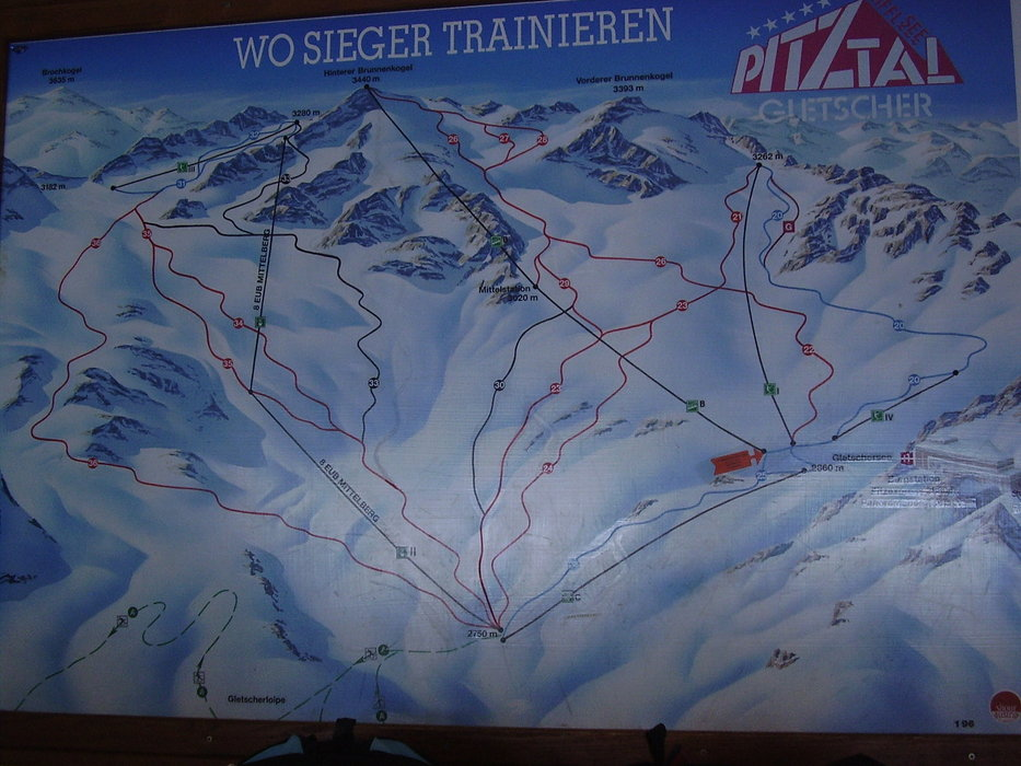 Pitztaler Gletscher - ©salomon @ Skiinfo Lounge