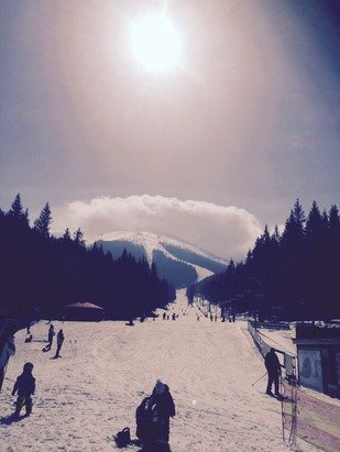 Jasna Low Tatras - Happy days