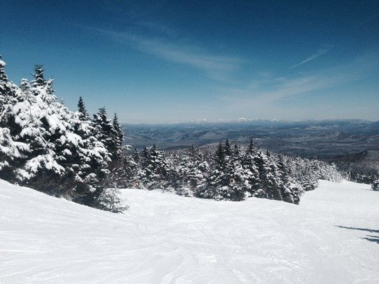 Gore Mountain - Awesome day at gore. Top stayed nice all day   Bottom got a little sloppy early afternoon
