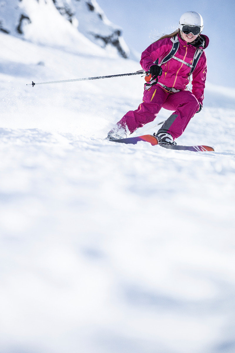 Freeski-Camp der Snowacademy in Andermatt - ©Christoph Jorda   www.christophjorda.com