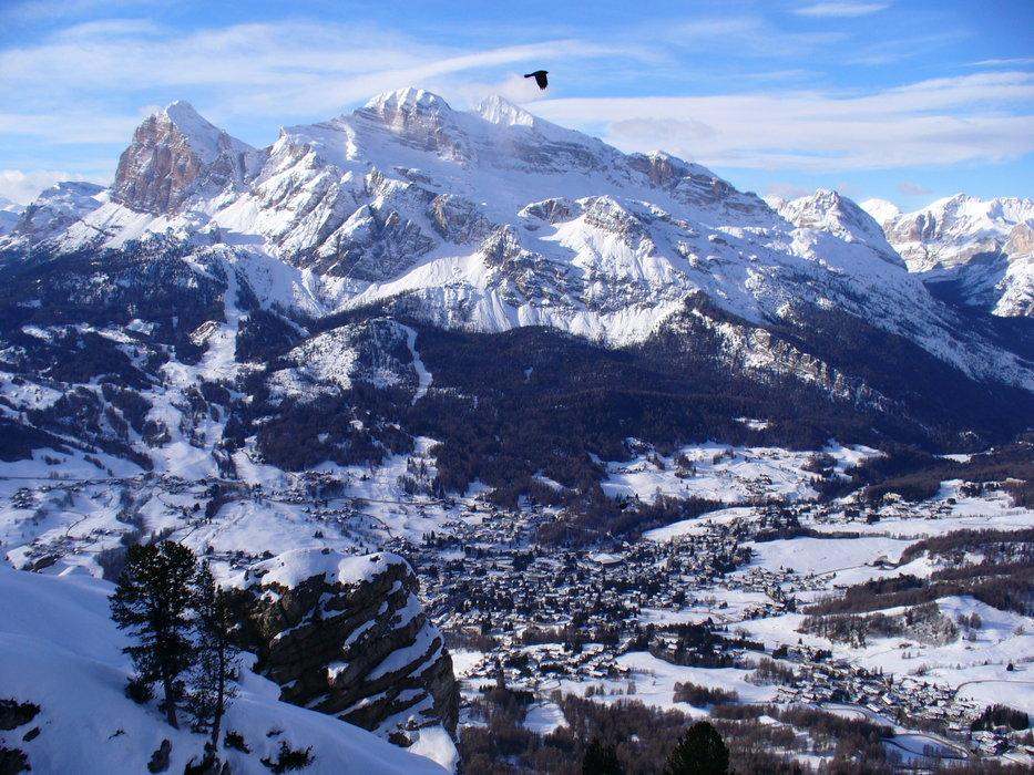 Cortina D 39 Ampezzo Photos Ski Snowboard Photos Cortina